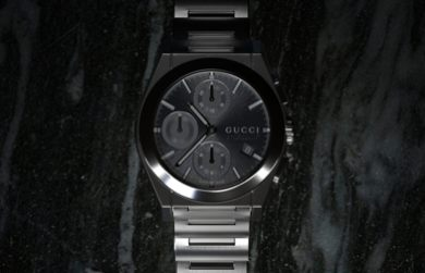 Gucci Timepiece Preview